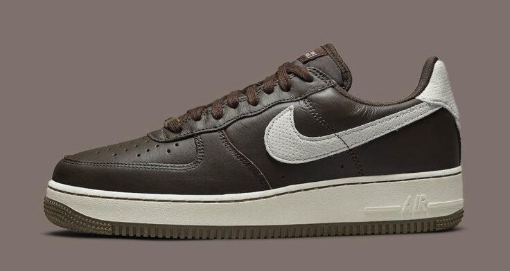 "Nike Air Force 1 Craft ""Dark Chocolate"" DB4455-200"
