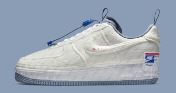 "Nike Air Force 1 Experimental ""Postal Ghost"" CZ1528-100"