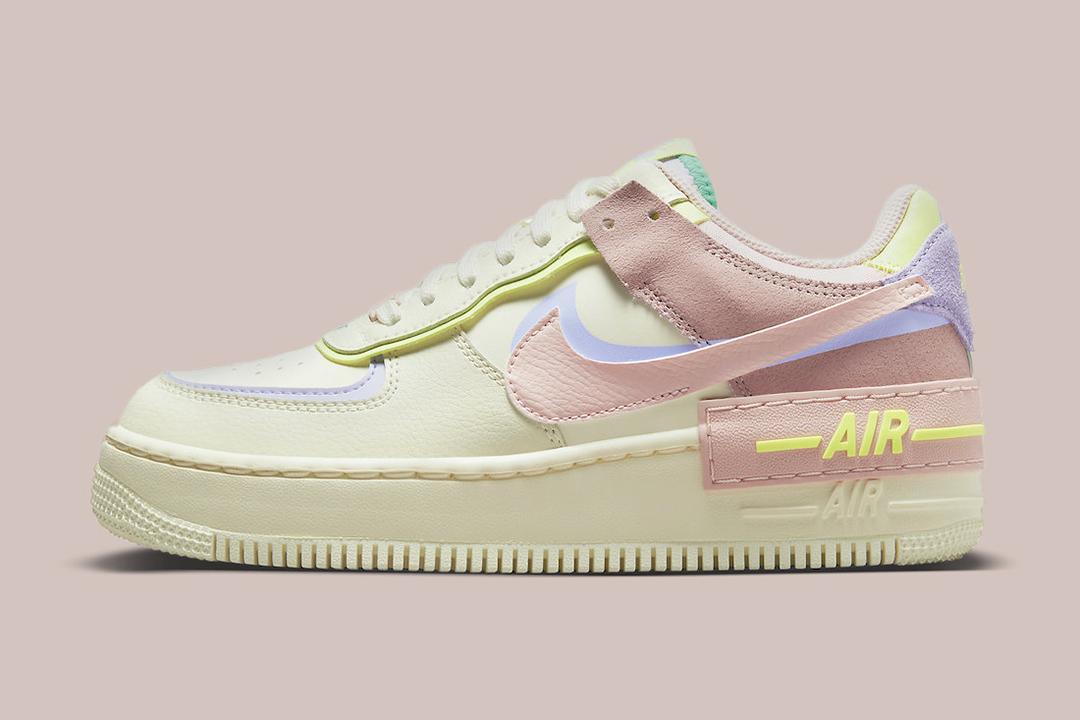 "Nike Air Force 1 Shadow ""Cashmere"" CI0919-700"