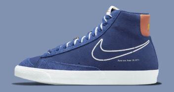 "Nike Blazer Mid '77 ""First Use"" DC3433-400"