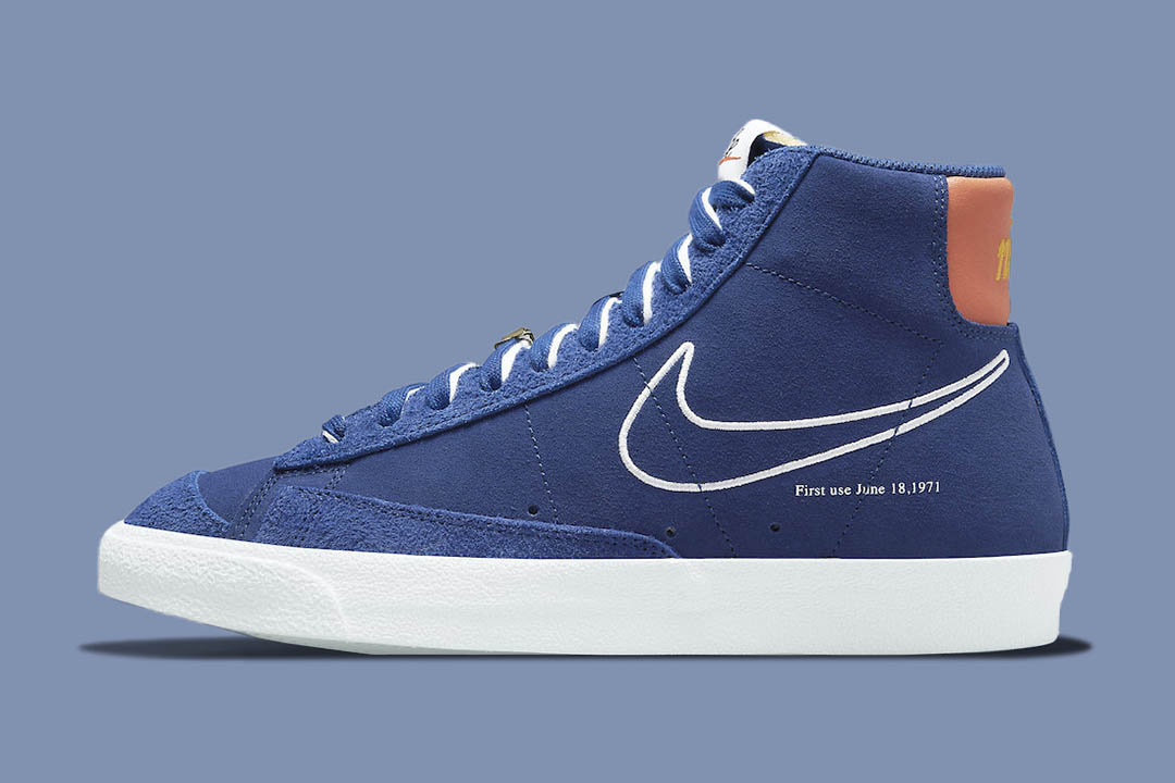 "Nike Blazer Mid '77 ""First Use"" DC3433-400"