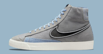 """Nike Blazer Mid """"Denim"""" DJ4648-073"""