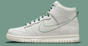 "Nike Dunk High ""First Use"" DD0733-001"