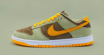"Nike Dunk Low ""Dusty Olive"" DH5360-300"