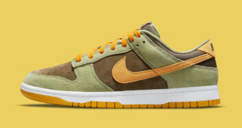 """Nike Dunk Low """"Dusty Olive"""" DH5360-300"""