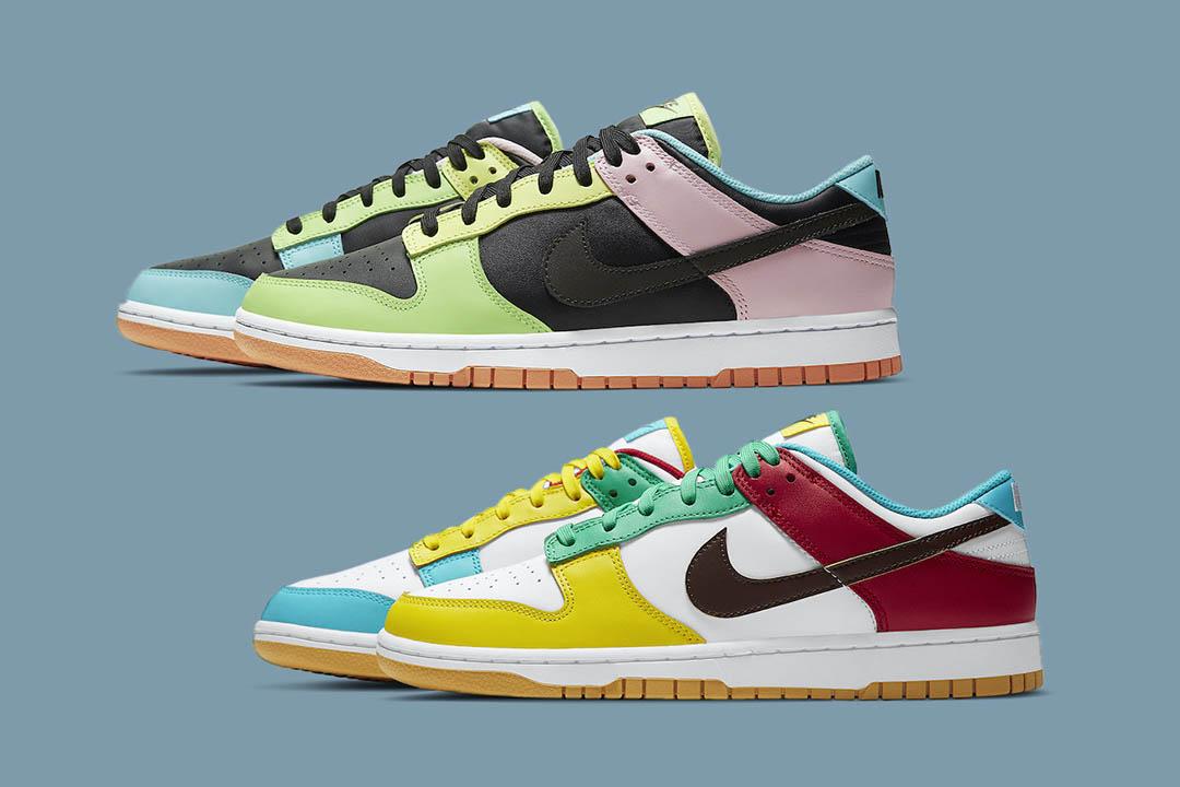"Nike Dunk Low ""Free 99"" DH0952-001"