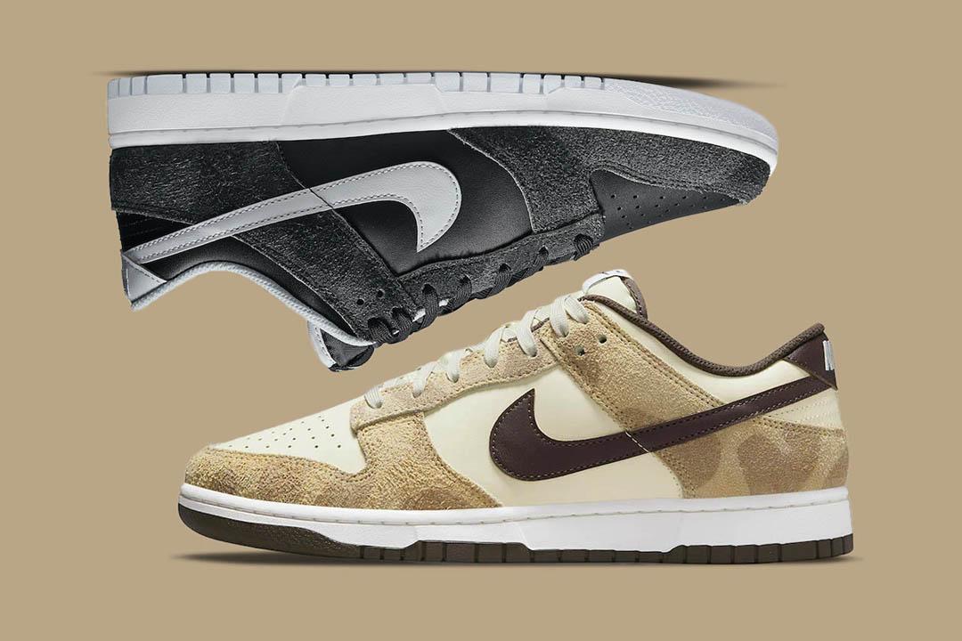 "Nike Dunk Low PRM ""Animal Pack"" DH7913-001"