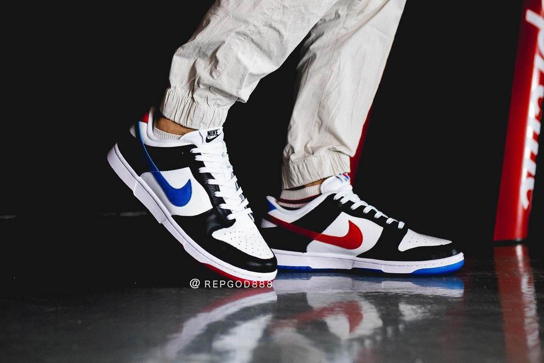"Nike Dunk Low ""South Korea"" DM7708-100"