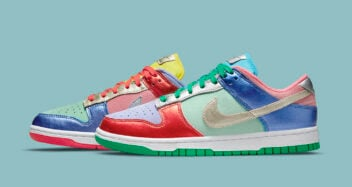 """Nike Dunk Low """"Sunset Pulse"""" DN0855-600"""