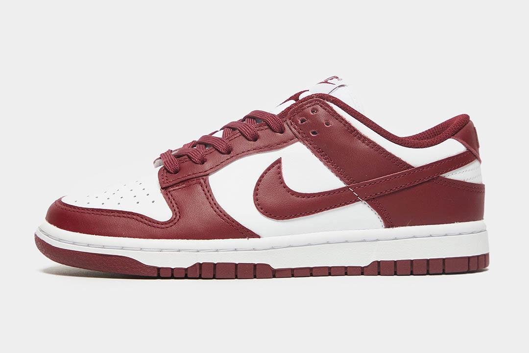 """Nike Dunk Low """"Bordeaux"""""""