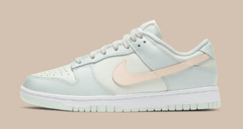 "Nike Dunk Low WMNS ""Barely Green"" DD1503-104"