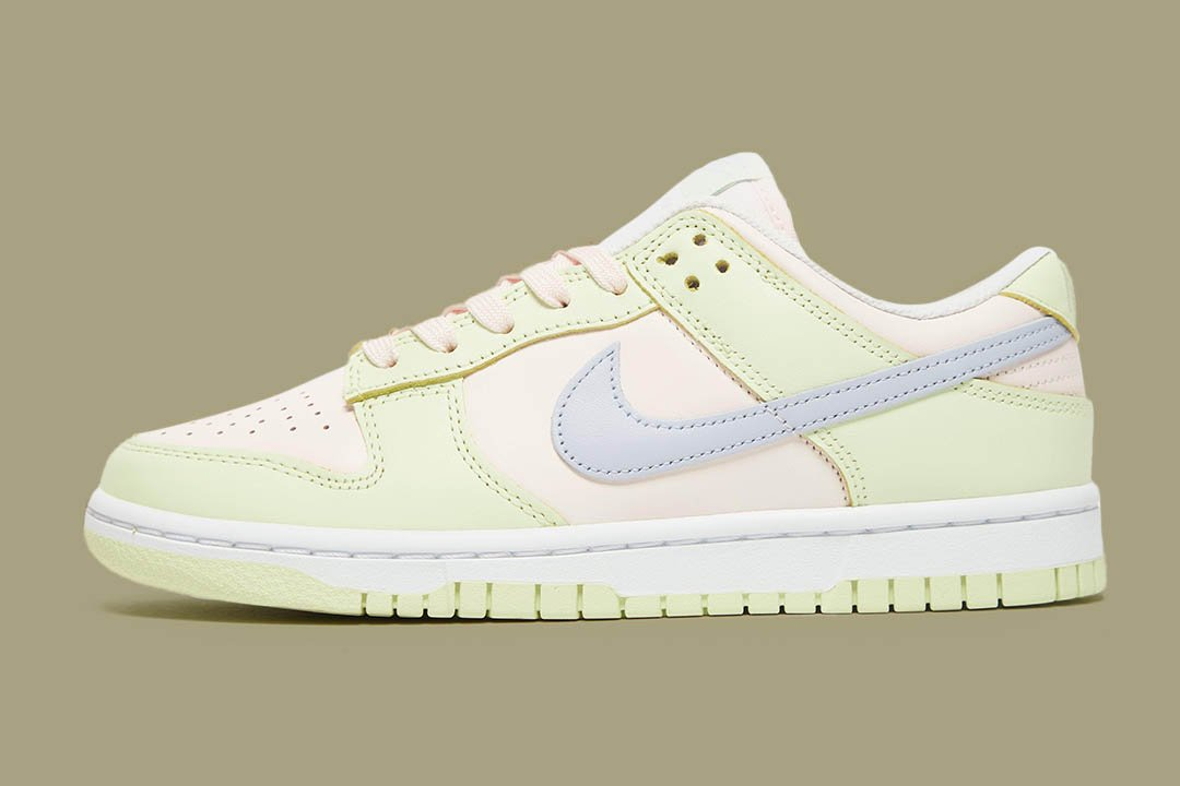 """Nike Dunk Low WMNS """"Lime Ice"""" DD1503-600"""