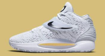 "Nike KD 14 ""Home"" CW3935-100"