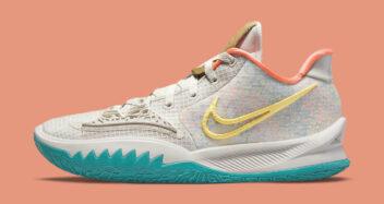 """Nike Kyrie Low 4 """"N7"""" CW3985-005"""