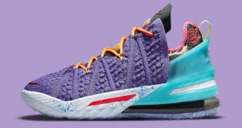 "Nike LeBron 18 ""Best 10-18"" DM2813-500"
