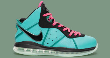 "Nike LeBron 8 ""South Beach"" CZ0328-400"