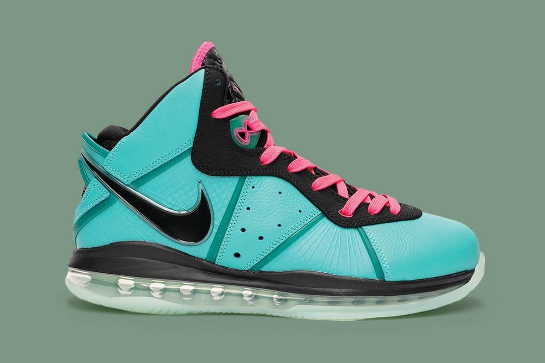 "Nike LeBron 8 ""South Beach"" CZ0328-400"