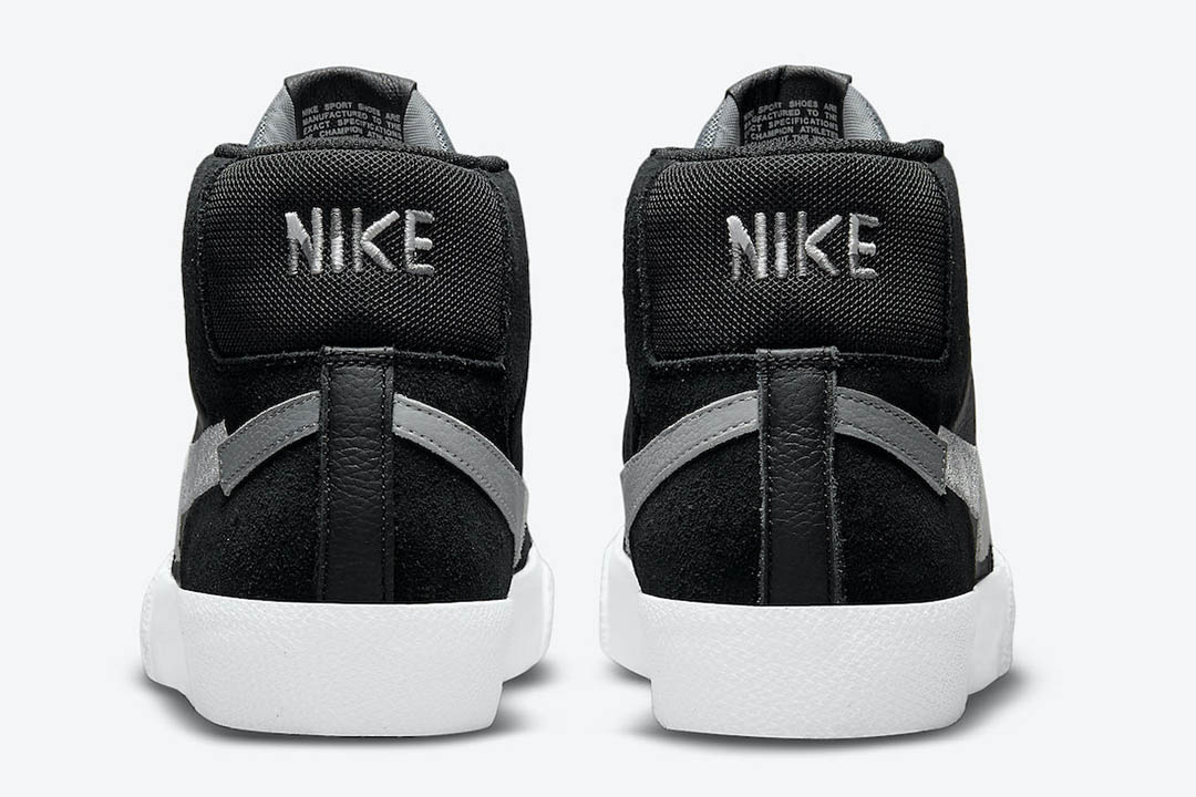 "Nike SB Blazer Mid ""Mosaic Pack"" DA8854-001"
