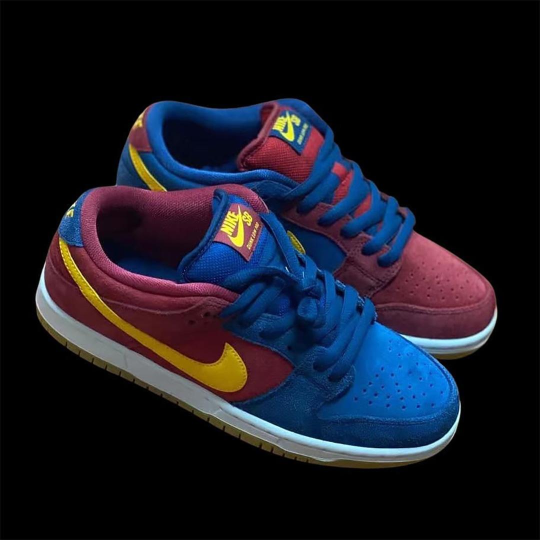 Nike SB Dunk Low Barcelona 00