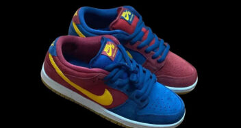 "Nike SB Dunk Low ""Barcelona"""