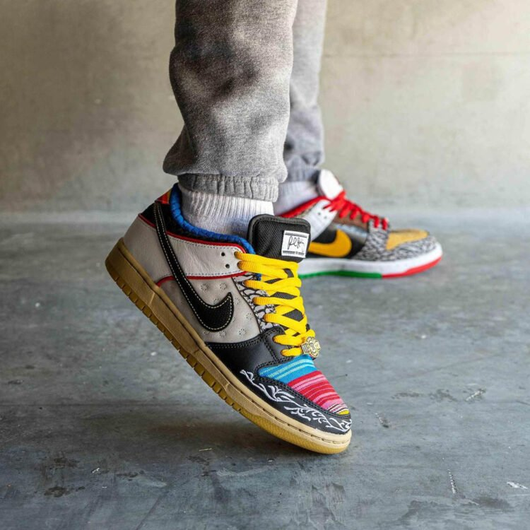 DUNK LOW SB 'WHAT THE PAUL'