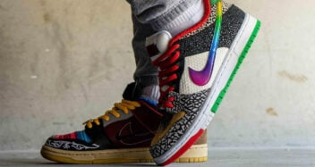 "Nike SB Dunk Low ""What The P-Rod"" CZ2239-600"