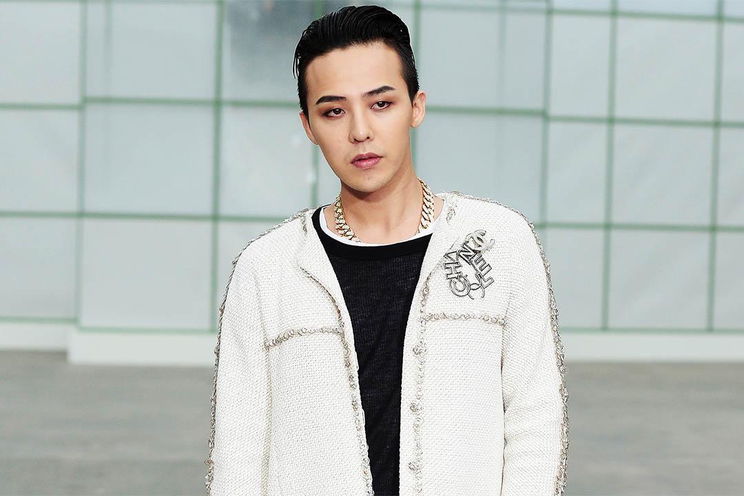 G-Dragon (image via Dominique Charriau/WireImage)