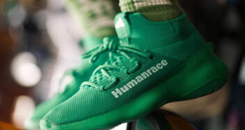 Pharrell x adidas Humanrace Sichona