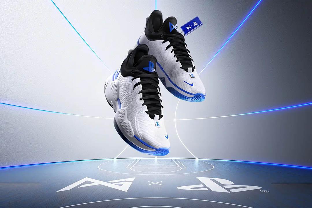 "PlayStation x Nike PG5 ""PS5"" CW3144-100"