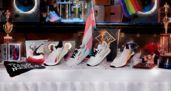 """Reebok 2021 """"All Types Of Love"""" Pride Collection"""