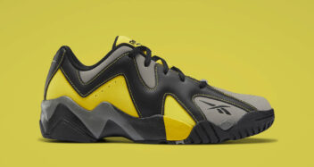"Reebok Kamikaze II Low ""Alert Yellow"" FY9781"