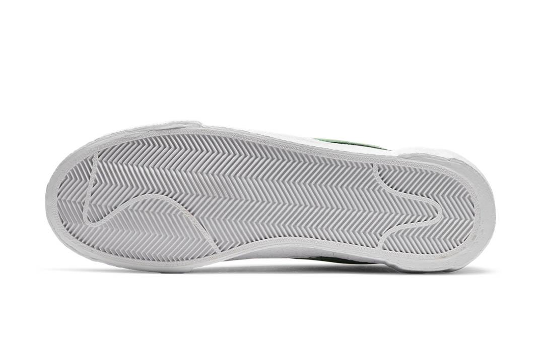 """Sacai x Nike Blazer Low """"Classic Green"""" DD1877-001"""