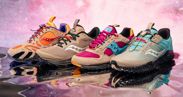 """Saucony """"Astrotrail"""" Pack"""