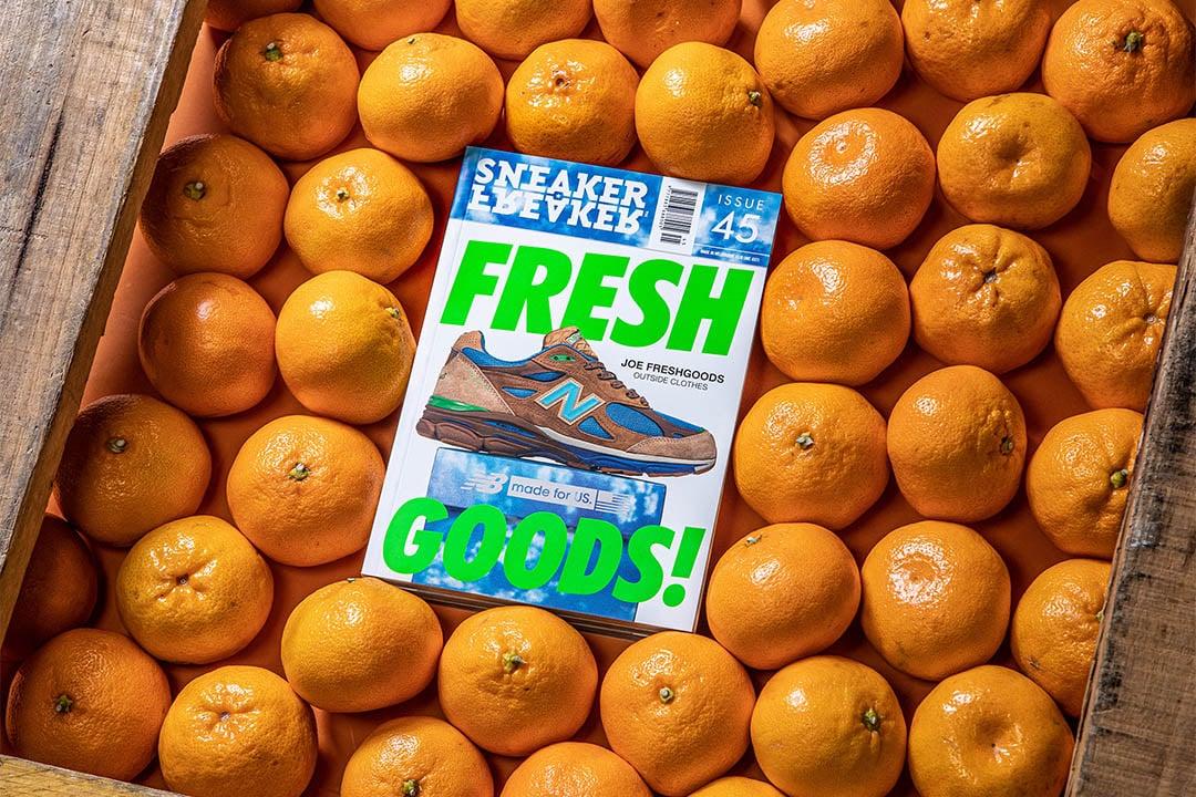 Sneaker Freaker Issue 45