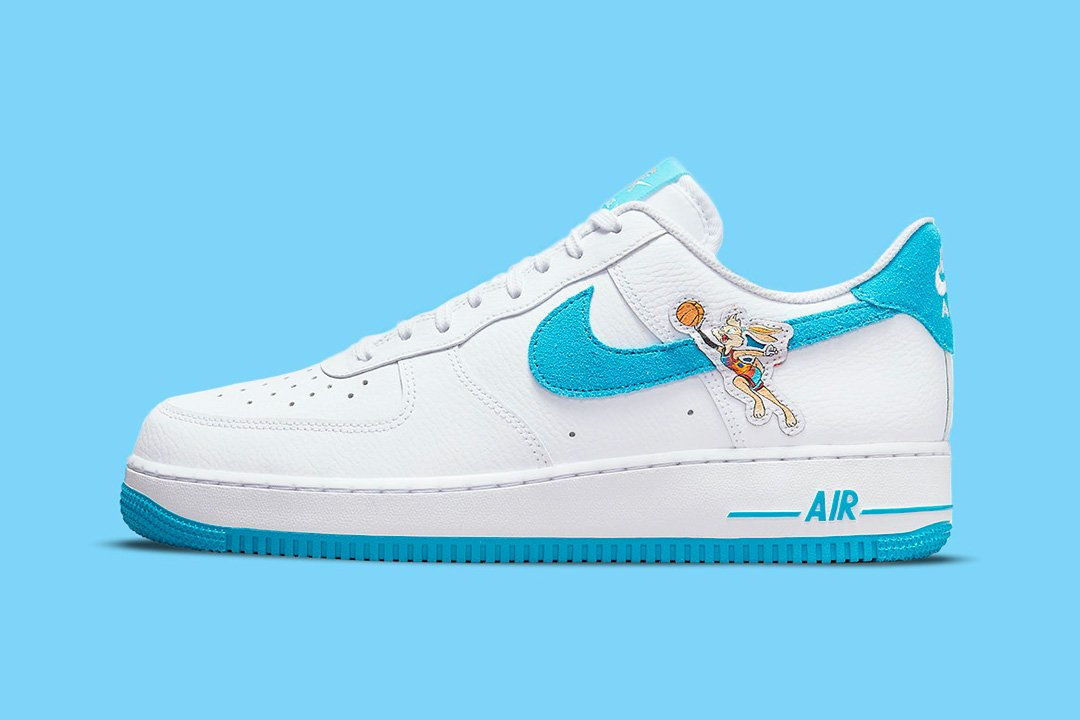 Space Jam Nike Air Force 1 Low Toon Squad DJ7998 100 Lead