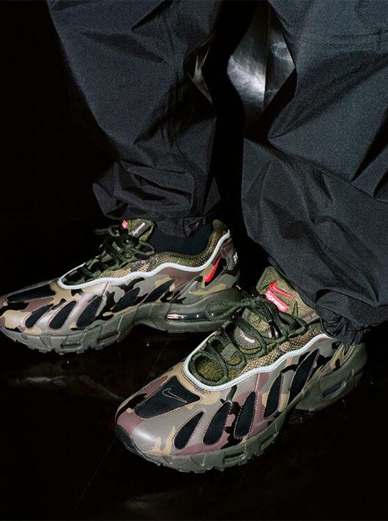 Supreme x Nike Air Max 96 CV7652-300