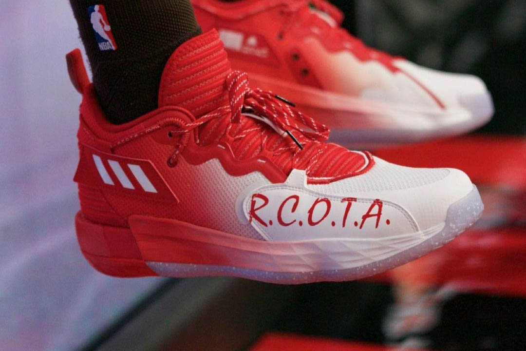 """adidas Dame 7 EXT/PLY """"Rip City On They Ass"""""""
