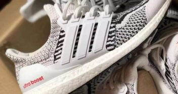 "adidas Ultraboost 5.0 ""Zebra"""