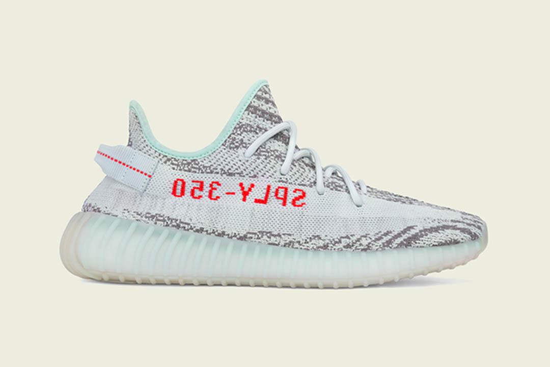 "adidas Yeezy Boost 350 V2 ""Blue Tint"" B37571"