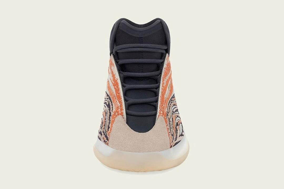 """adidas Yeezy QNTM """"Flash Orange"""" GW5314"""