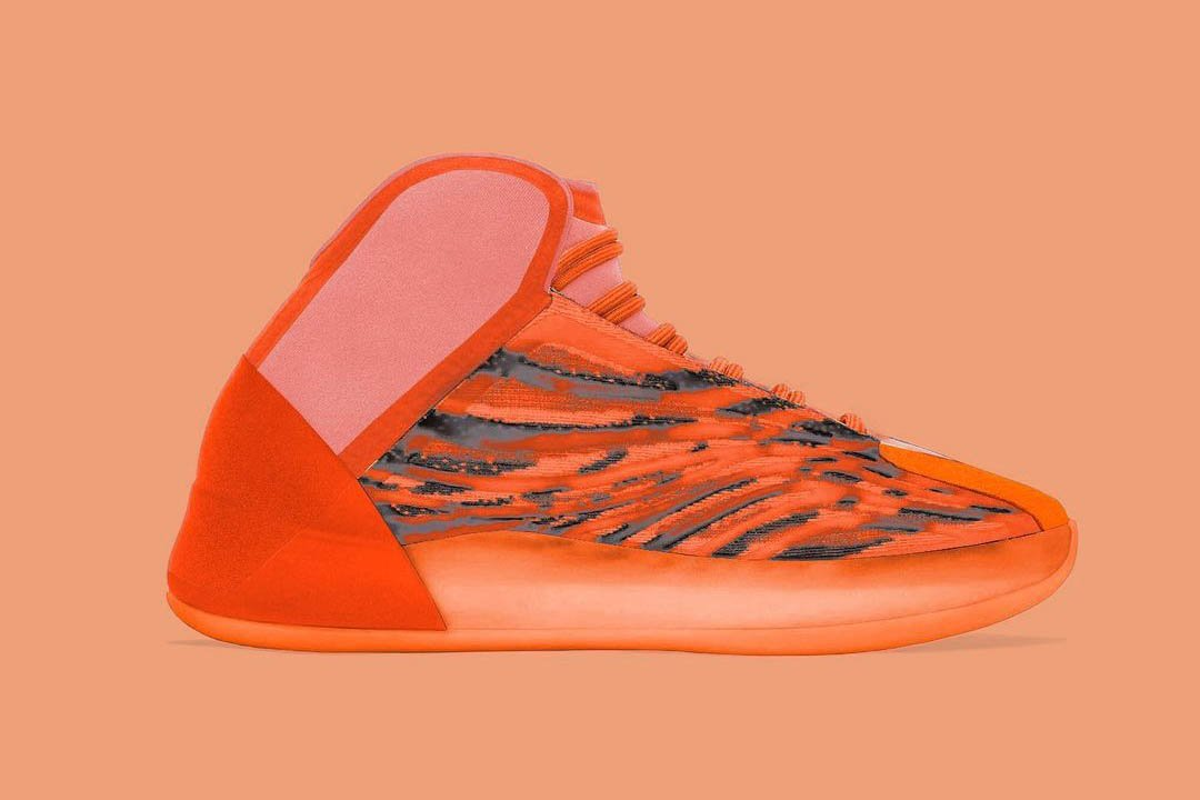 adidas Yeezy QNTM Orange