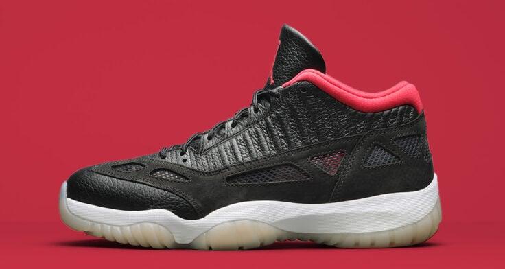 """Air Jordan 11 Low IE """"Bred"""" 919712-023"""
