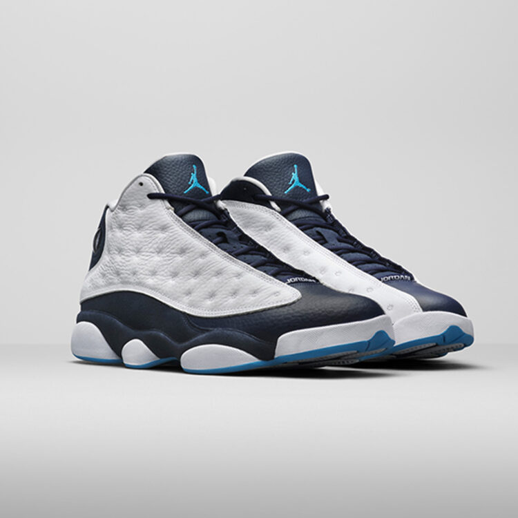 "Air Jordan 13 ""Obsidian"" 414571-144"