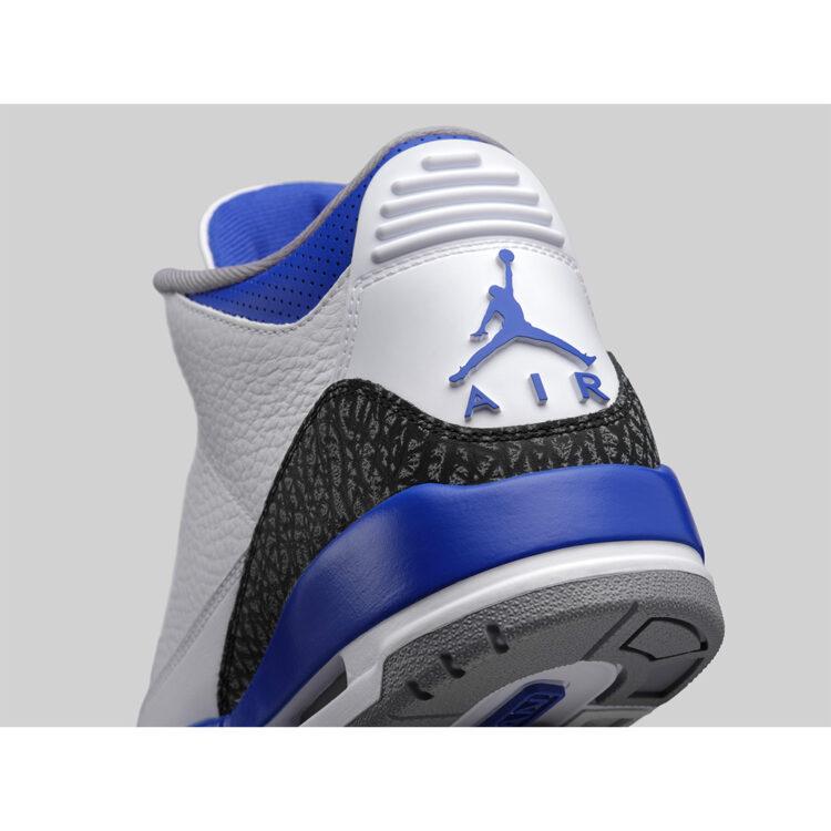 """Air Jordan 3 """"Racer Blue"""" CT8532-145"""