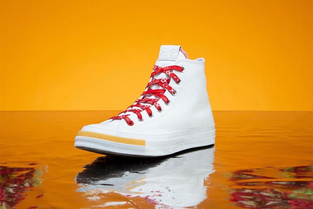 "CLOT x Converse Chuck 70 Hi ""White"""