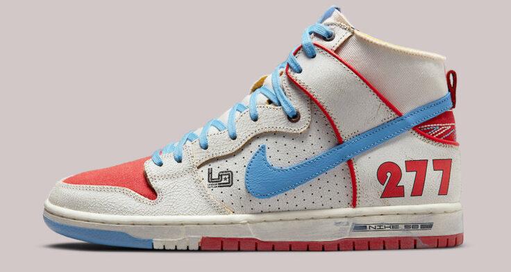 Ishod Wair x Magnus Walker x Nike SB Dunk High DH7683-100