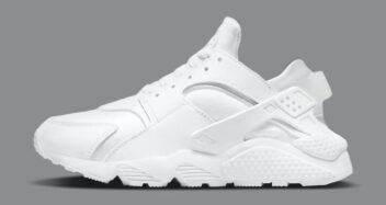 """Nike Air Huarache """"Triple White"""" DH4439-102"""