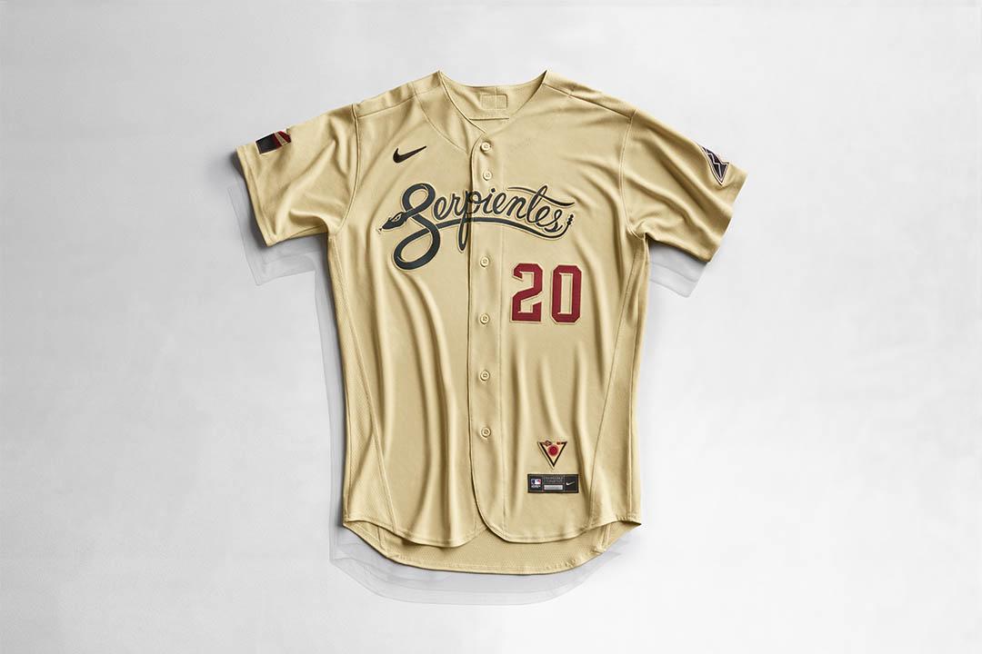 Nike Announces MLB Arizona Diamondbacks City Connect Jersey