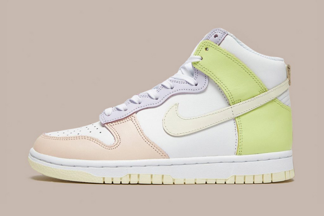 "Nike Dunk High ""Cashmere"" DD1869-108"