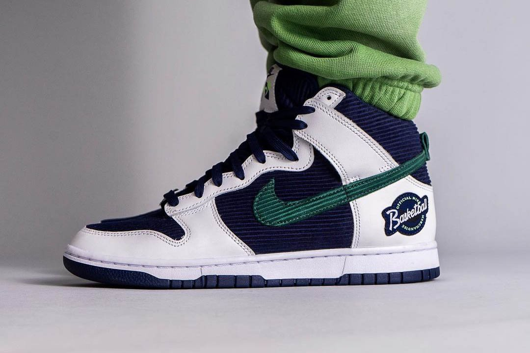 """Nike Dunk High """"Sports Specialties"""" DH0953-400"""